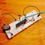 DIY Arduino on a breadboard