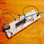 DIY Arduino on a breadboard